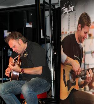Tolle Gitarren, tolle Gäste, ein toller Abend!