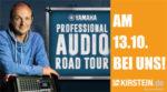 Am 13. Oktober bei uns! Yamaha Pro Audio Road-Tour 2016!