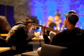 Bundeswettbewerb Treffen junge Musik-Szene 2017