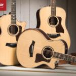 Taylor 800 Deluxe Series: drei neue Modelle der Premiumklasse!