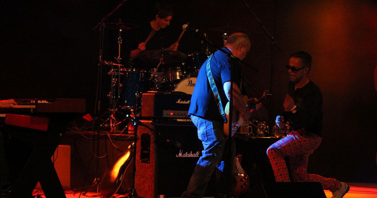 Mr. MoJoe live auf der Event-Stage bei der MusiConnect
