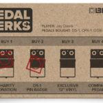 BOSS Pedal Perks