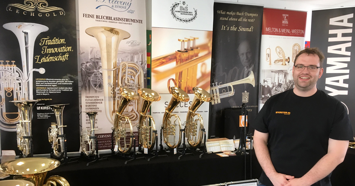Blasmusik verbindet: Bezirksmusikfest und 150 Jahre Blaskapelle Hohenfurch