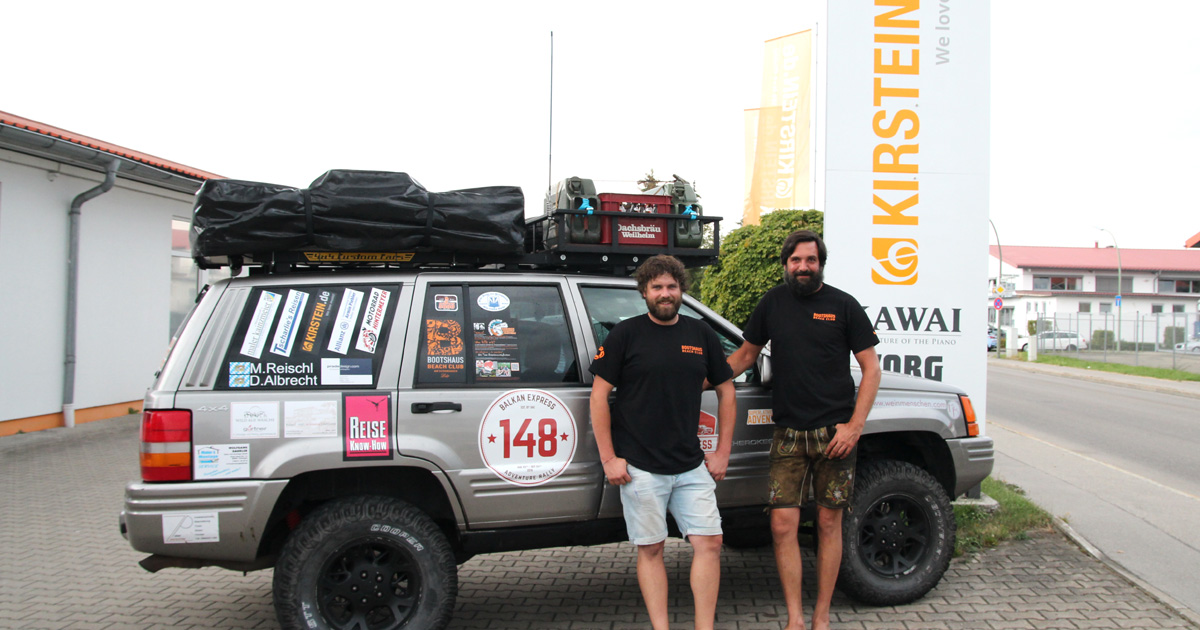 Abenteuer Rallye durch Süd-Ost Europa!