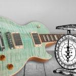 Gewichtsreduzierung bei Gibson-Les-Paul-Gitarren
