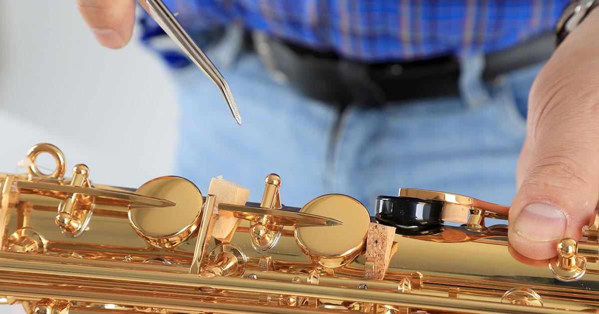 So wird Dein Saxophon supersicher transportiert