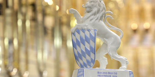 Löwenstark! Wir gehören zu Bayerns Best 50!