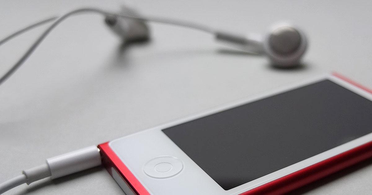Podcasts wurden mit dem iPod populär.