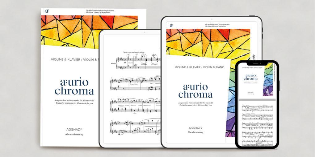 Erstklassige Noten für klassische Musiker