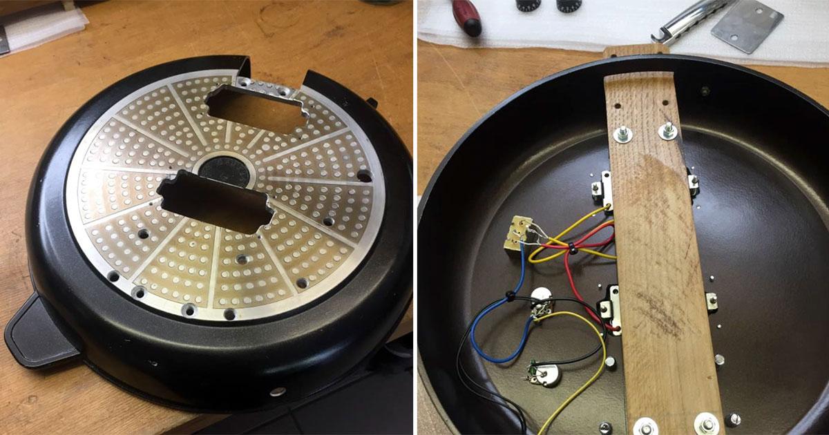 Step 6: Einbau Elektronik und Verdrahten