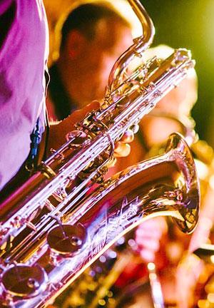 Das Saxophon ist eines der beliebtesten Jazzinstrumente. Foto: pixabay.
