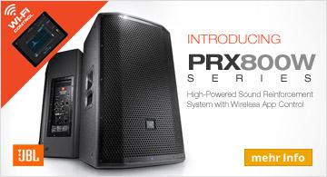 JBL PRX800 Serie