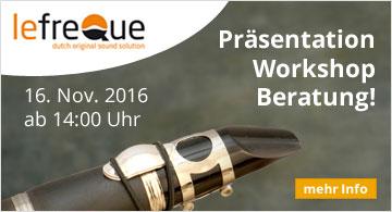 lefreQue – Präsentation, Workshop, Beratung!