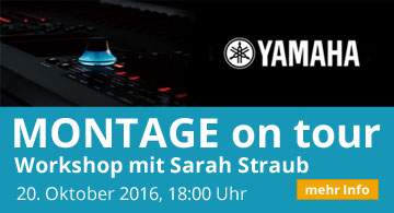 Yamaha Montage Workshop
