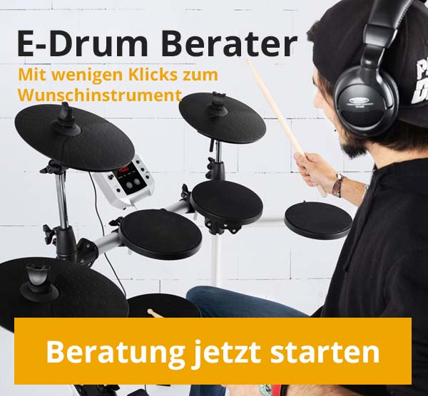 E-Drum Berater Sidebar Header