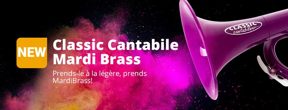 Classic Cantabile Mardibrass