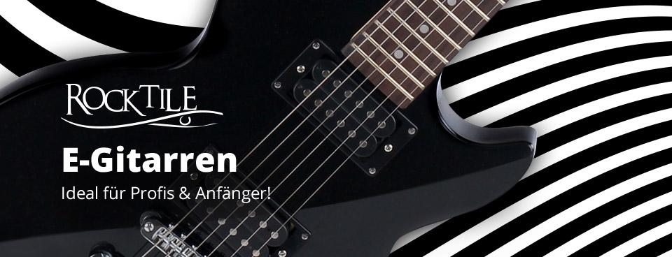 Rocktile E-Gitarren