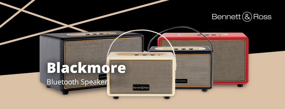 Bennett and Ross Blackmore Bluetooth Speaker