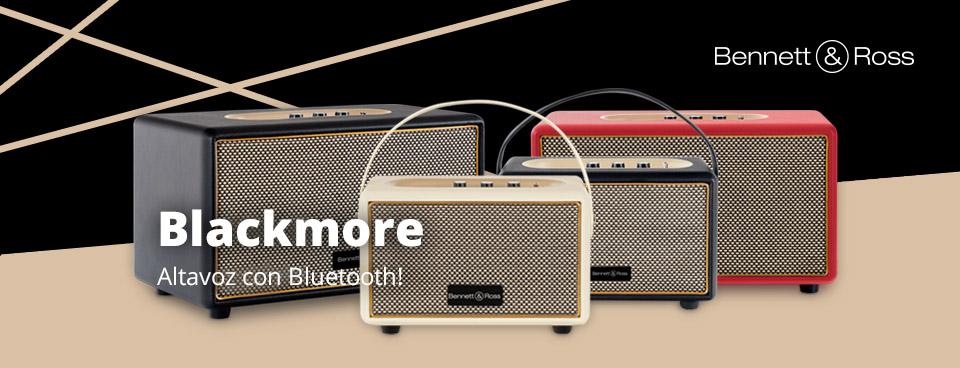 Blackmore altavoz con Bluetooth