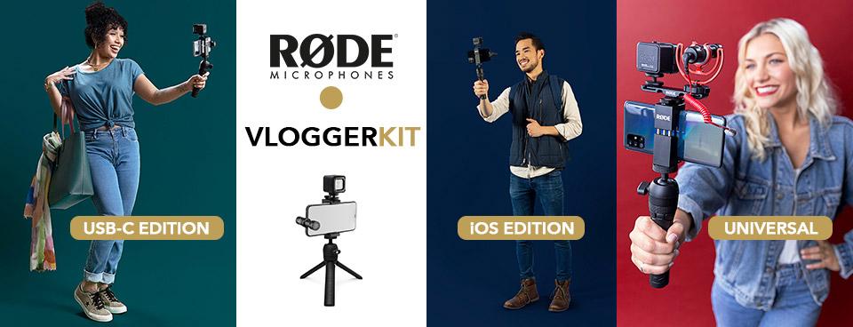 Rode Vlogger