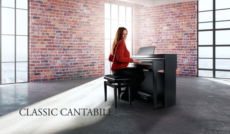 DP-A 610 Digitale pianos