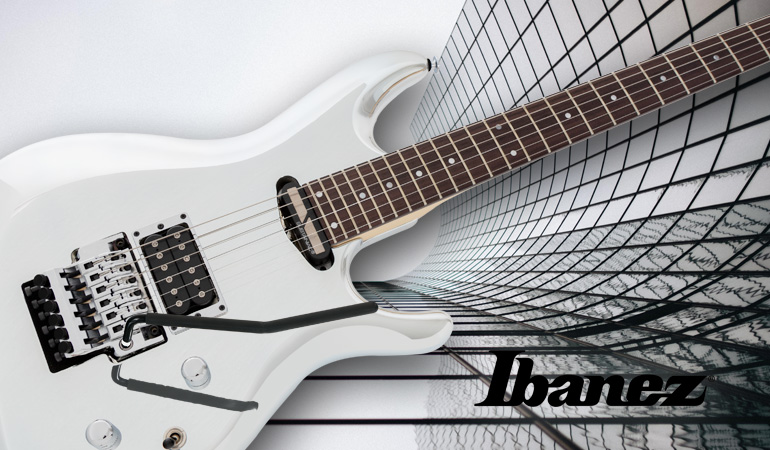 Ibanez JS1CR30 Chrome Boy