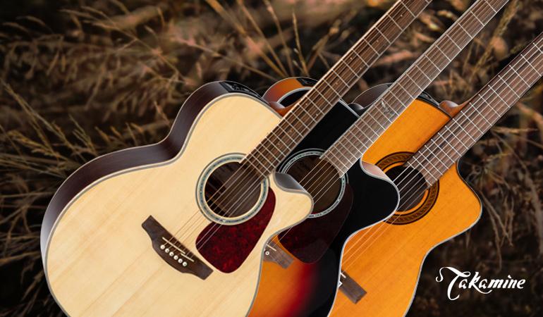 Gitarrenbaukunst aus Japan