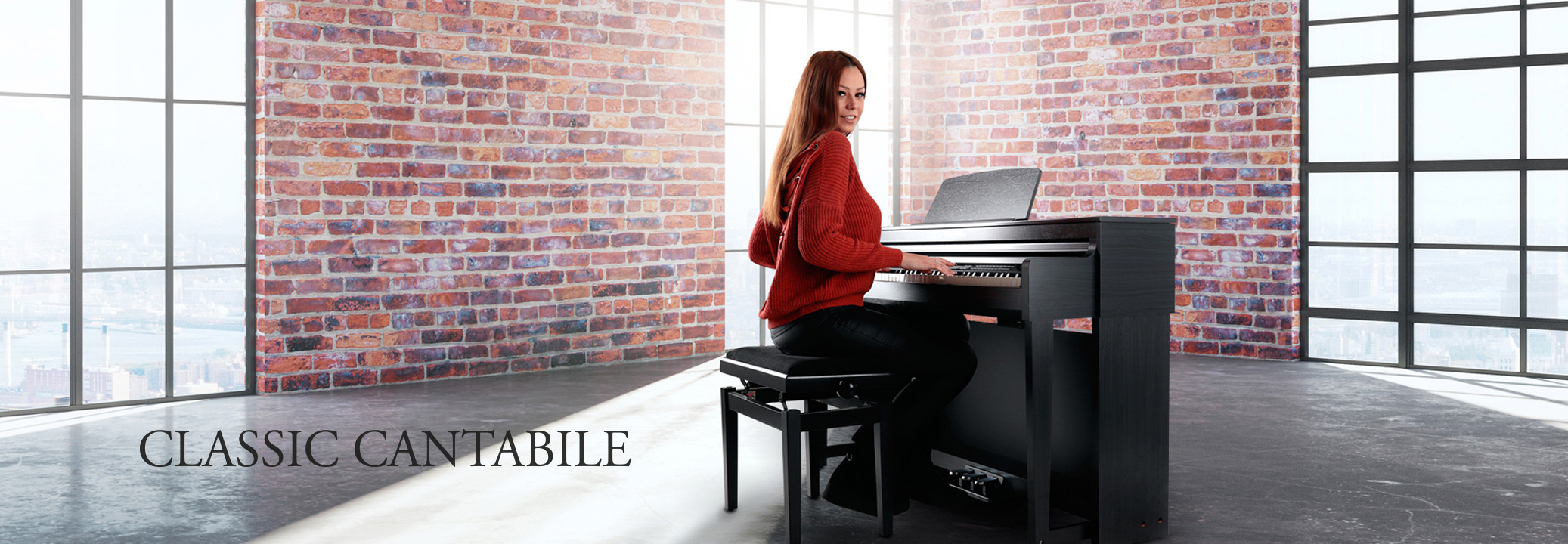 Digitalpianos von Classic Cantabile