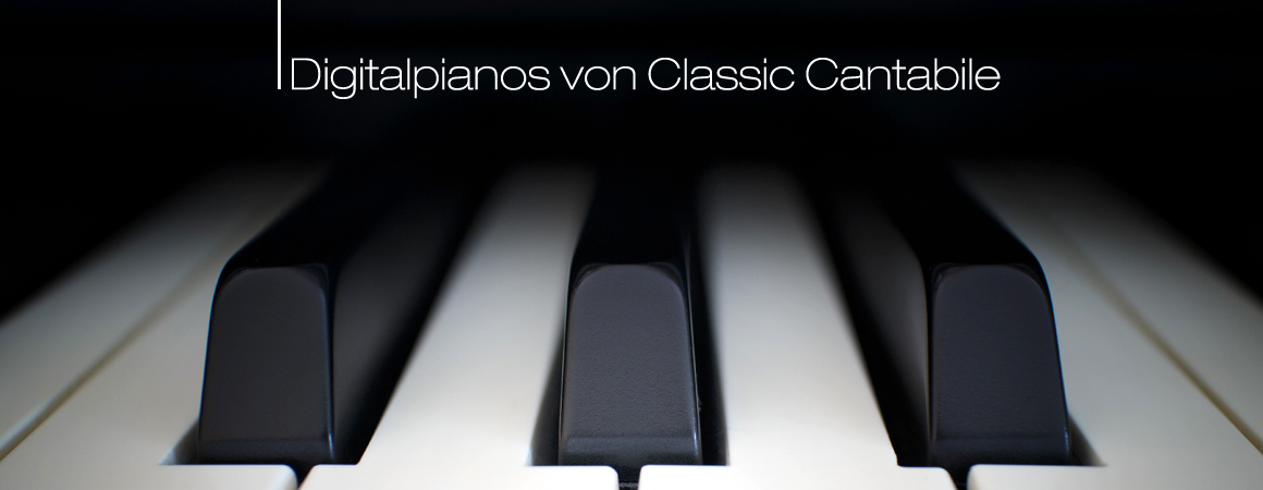 Classic Cantabile Digitalpianos