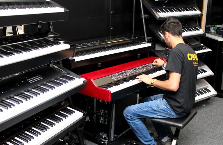 Ausbildung Einzelhandelskaufmann im Musikfachhandel