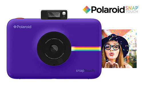 Polaroid SnapTouch jetzt gewinnen!