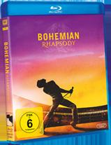 Bohemian Rhapsody Blueray