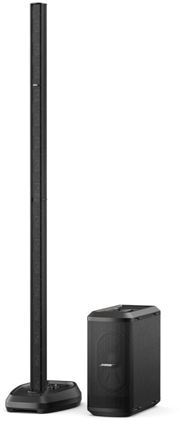 Bose L1 Pro32 Line Array System mit Sub1 Bassmodul