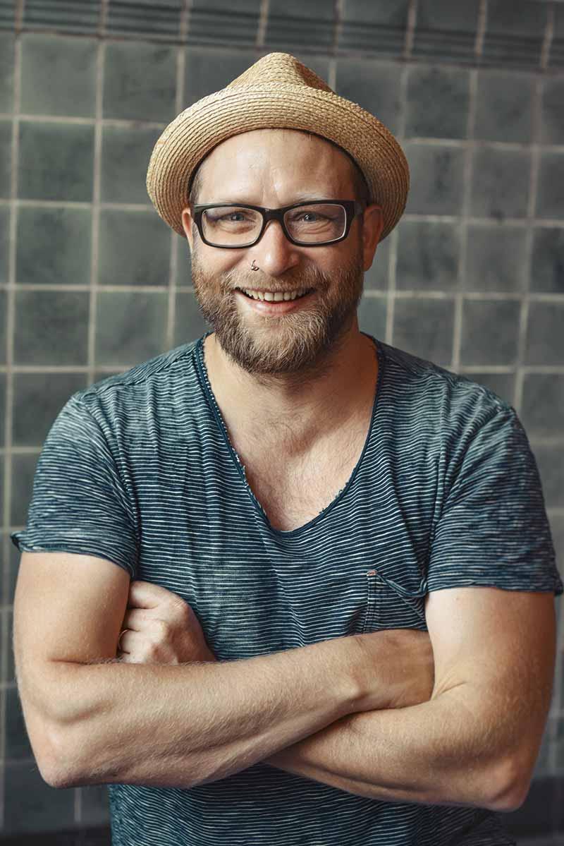 Gregor Meyle ist einer der prominenten Musikpaten der Aktion Deutschland macht Musik.