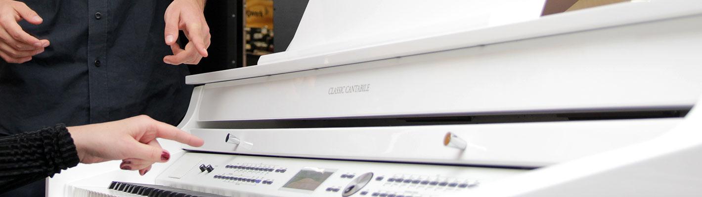 Digitalpiano kaufen: Wir beraten Dich persönlich und individuell!
