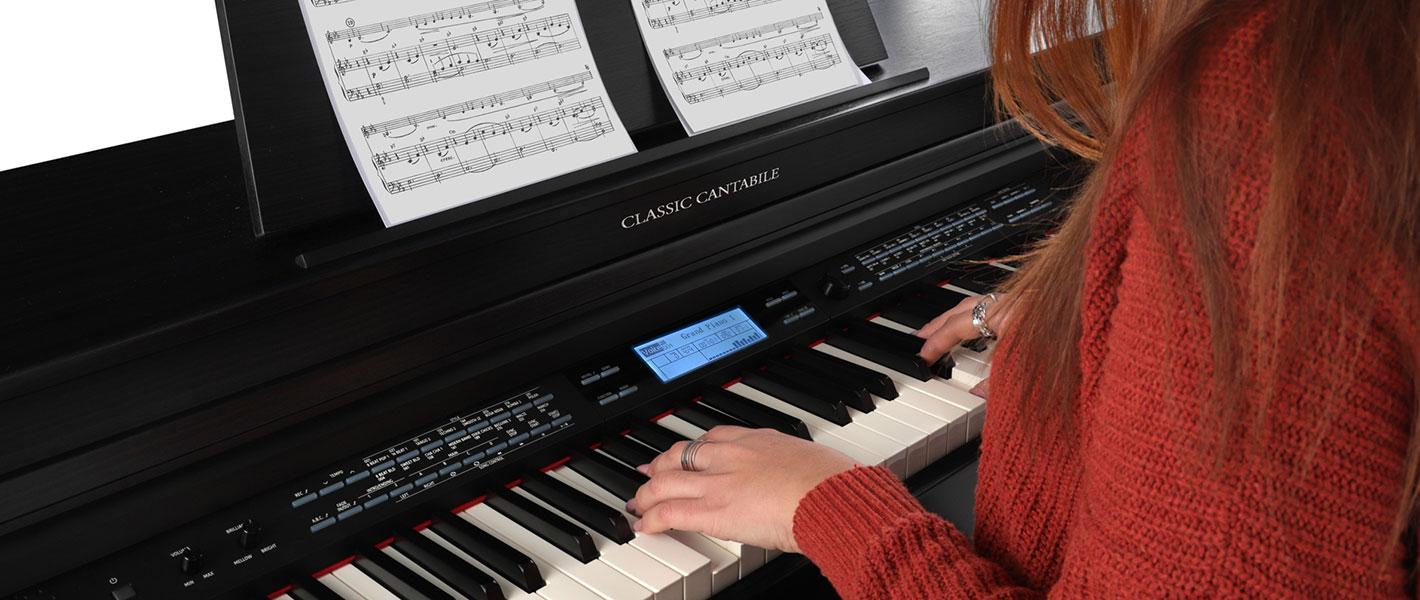 Digitalpiano spielen: Balsam für die Seele!