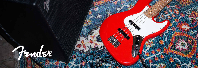 Fender Player Modelle