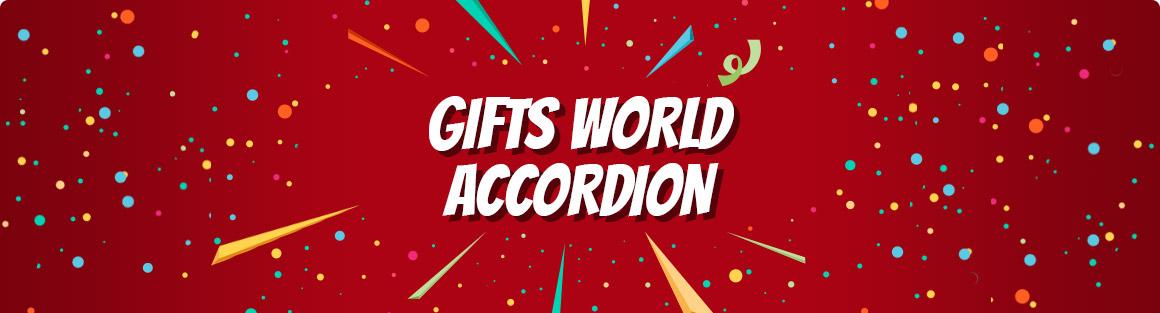 Geschenkewelt Akkordeon
