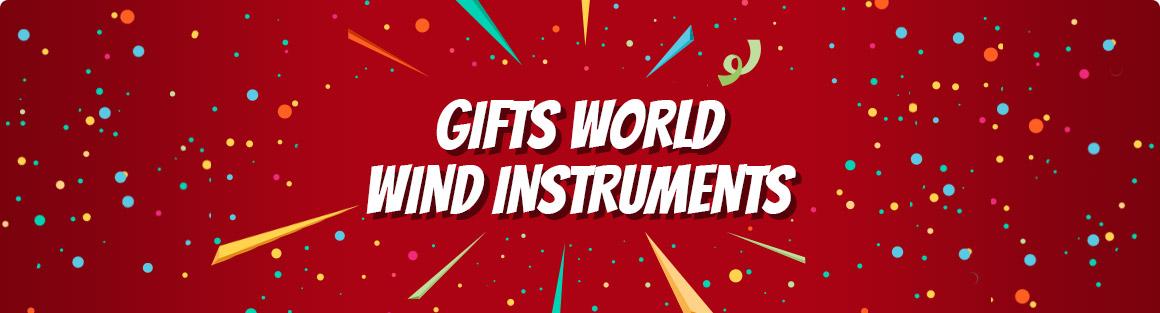 Geschenkewelt Blasinstrumente