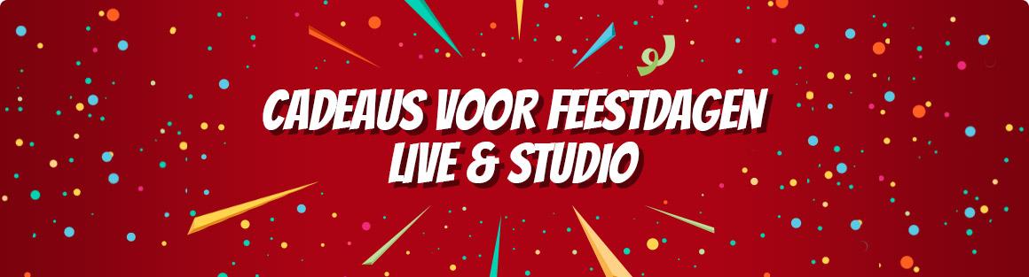 Geschenkewelt Live & Studio