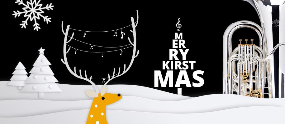 Geschenkewelt Weihnachten Blasinstrumente