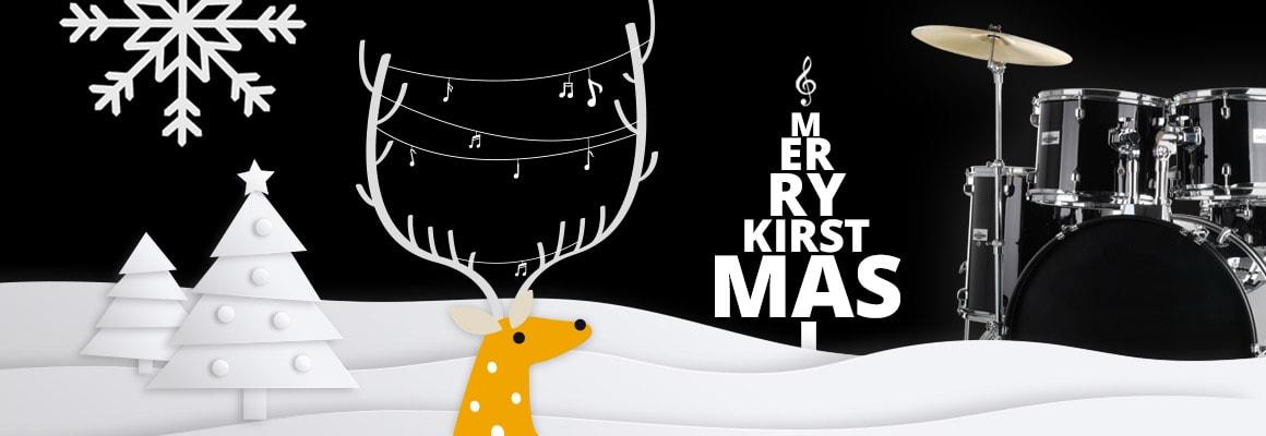 Geschenkewelt Weihnachten Drums