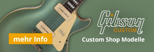 Gibson Custom Shop Modelle