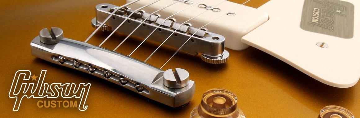 Gibson Custom Shop Gitarren