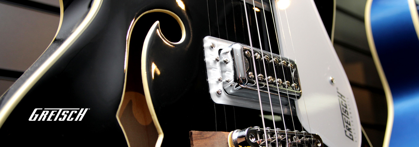 Gretsch E-Gitarren bei Musikhaus Kirstein
