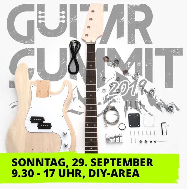 DIY-Area Workshop am Sonntag, 29. September, 9.30 - 17 Uhr