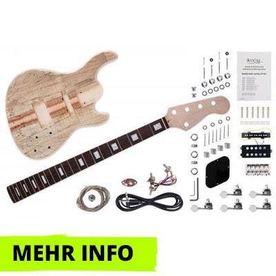 E-Bass Bausatz JBH5-Style