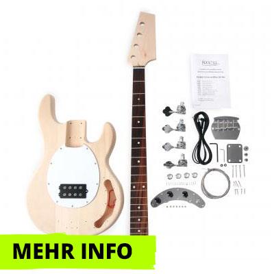 E-Bass Bausatz MM-Style
