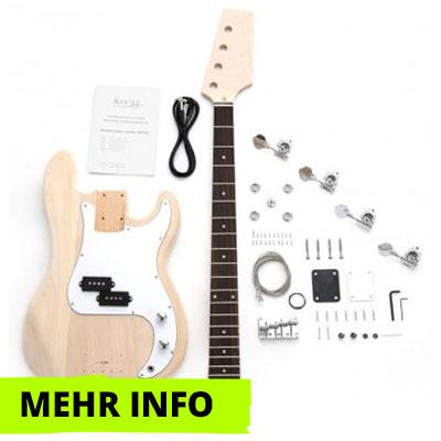 E-Bass Bausatz PB-Style