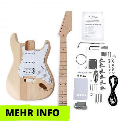 E-Gitarre Bausatz PST-Style